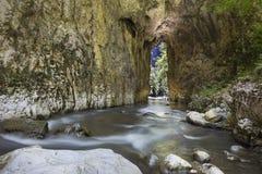 Beautiful gorge Royalty Free Stock Photos