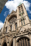 Beautiful gothic cathedral Stock Photos