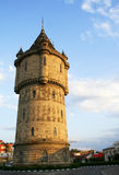 Beautiful gothic tower Stock Photography