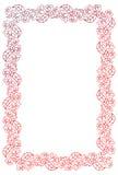 Beautiful gradient frame. Raster clip art. Royalty Free Stock Image