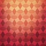 Beautiful gradient pattern. Intersecting wave lines. Royalty Free Stock Images