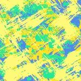 Beautiful graffiti grunge texture abstract background vector illustration Stock Image
