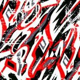 Beautiful graffiti grunge texture abstract background vector illustration. (vector eps 10 royalty free illustration