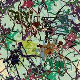 Beautiful graffiti grunge texture abstract background vector illustration royalty free illustration