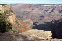 Beautiful Grand Canyon Royalty Free Stock Images