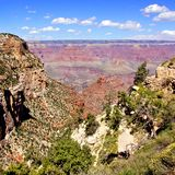 Beautiful Grand Canyon Stock Photography