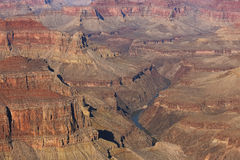 Beautiful Grand Canyon Arizona, U.S.A. Royalty Free Stock Photography