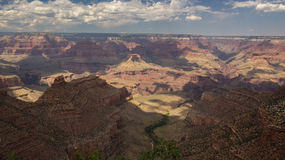 The Beautiful Grand Canyon. The Grand Canyon has withstood the test of time and man Stock Photos