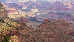 The Beautiful Grand Canyon. The Grand Canyon has withstood the test of time and man Stock Image