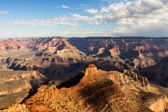 Beautiful Grand Canyon view Stock Photo