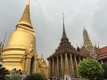 Beautiful Grand Palace Stock Photo