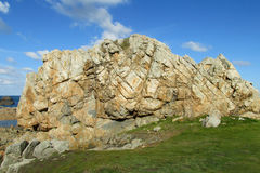Beautiful granite rock Royalty Free Stock Images