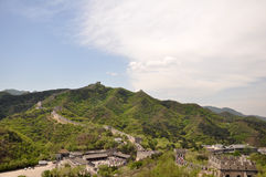 Beautiful the Great Wall Stock Images
