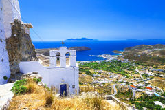 Beautiful greek islands - Serifos. Cyclades Royalty Free Stock Image