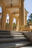 Beautiful greek rotonda Stock Photo