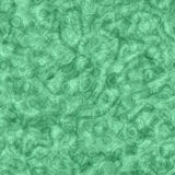 Beautiful green abstract seamless texture of plastic glass Stock Image