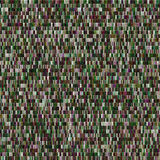 Beautiful green abstract seamless texture of plastic glass tiles Royalty Free Stock Photos