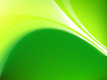Beautiful green background Royalty Free Stock Photos
