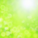 Beautiful green background Stock Photography