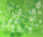 Beautiful green blur background Stock Image