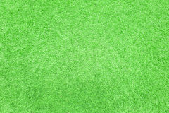 Beautiful green grass pattern from golf course. Royalty Free Stock Photos