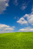 Beautiful green landscape Royalty Free Stock Images