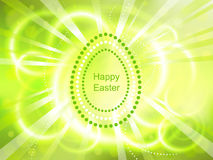 Happy Easter background Royalty Free Stock Photography