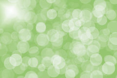 Beautiful green and modern abstract Royalty Free Stock Photography