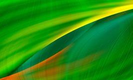Beautiful Green pattern background Stock Image