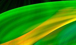 Beautiful Green pattern background Royalty Free Stock Photography