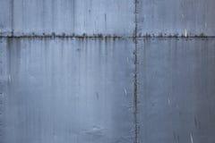 Beautiful grey metal grunge background Royalty Free Stock Photos