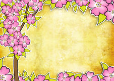 Beautiful grungy background Royalty Free Stock Image