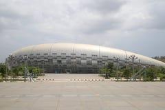 Beautiful Guangxi Sports Center Royalty Free Stock Image