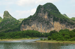 Beautiful Guilin Royalty Free Stock Photography