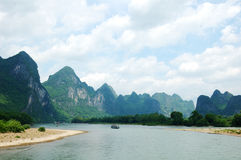 Beautiful Guilin Royalty Free Stock Image