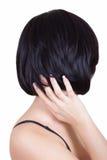 Beautiful hair royalty free stock photos