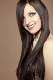 Beautiful hair Royalty Free Stock Photo