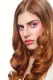 Beautiful hair Stock Photography
