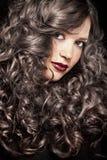 Beautiful hair Royalty Free Stock Photo