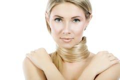Beautiful hairs Stock Image