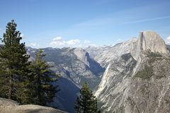Beautiful Half Dome Stock Image