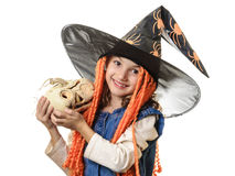 Beautiful Halloween pumpkin Royalty Free Stock Photography