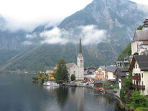 Beautiful Hallstatt Stock Photography