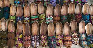 Mojari Shoes Stock Image