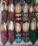 Mojari Shoes Stock Photo