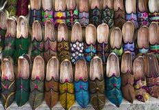 Mojari Shoes Royalty Free Stock Photos