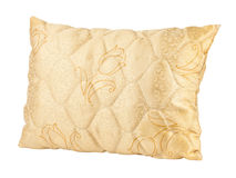 Beautiful handicraft pillow Stock Photography
