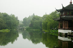 Beautiful Hangzhou Stock Photography
