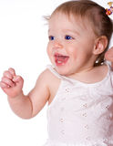 Beautiful happy girl Royalty Free Stock Photography