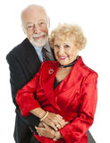 Beautiful Happy Senior Couple Royalty Free Stock Images
